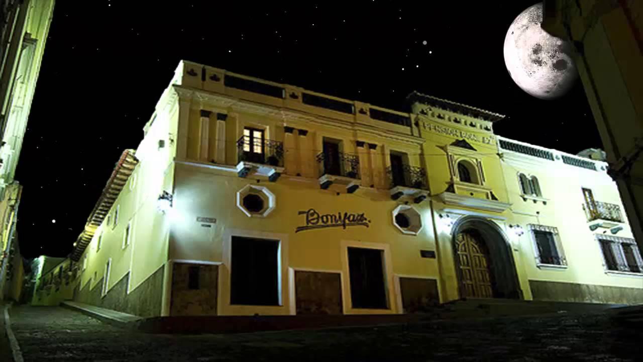 Hoteles De Quetzaltenango Hotel Pension Bonifaz Fachada Con Luna