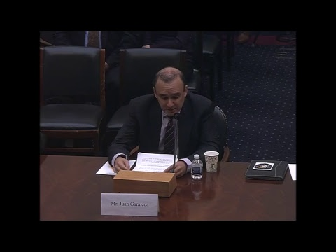 Subcommittee Hearing: Reviewing International Child Abduction