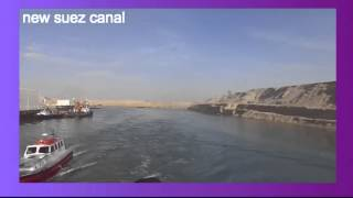 Archive new Suez Canal: drilling and dredging in the February 3, 2015