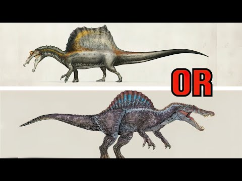 7 Things You Didn't Know About THE SPINOSAURUS