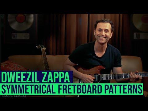 Dweezil Zappa - Applying Symmetrical Fretboard Patterns
