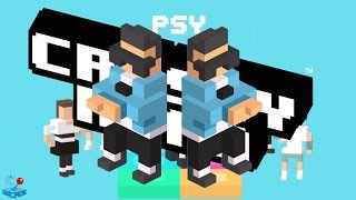 Gnam Gnam Style Psy Unlocked - Crossy Road - Endless Arcade Hopper