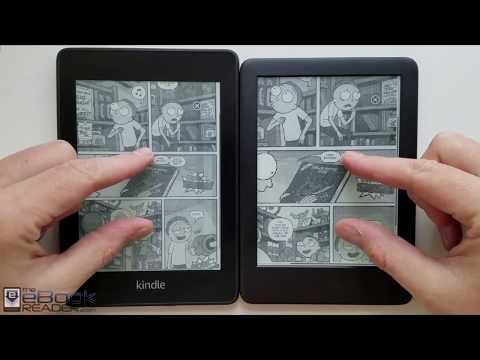 2019 Kindle vs Kindle Paperwhite Comparison Review