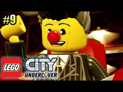 LEGO City Undercover #9 — Задание Дона Карлито {PS4} прохождение часть 9