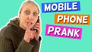 Mobile Phone Prank | Epic Prank Compilation | Worlds Funniest Gags 2020