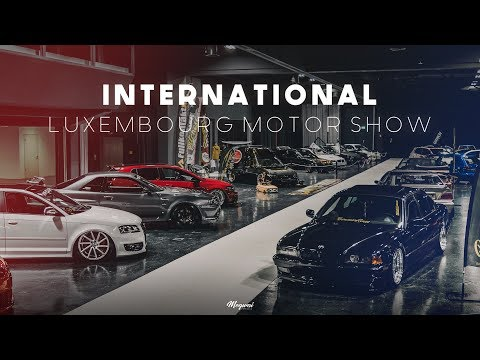 International Luxembourg Motor Show 2019 | Aftermovie | 4K