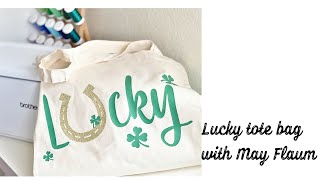 St. Patrick's Day Lucky Tote