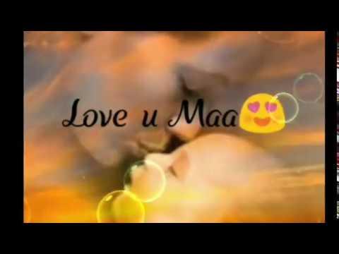 Cute Whatsapp Status Song Hindi Cute Emotional Song For Mom Love