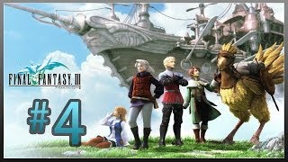 Let's Play Final Fantasy Iii Ds #004 The Town Of Gingerbread Men!