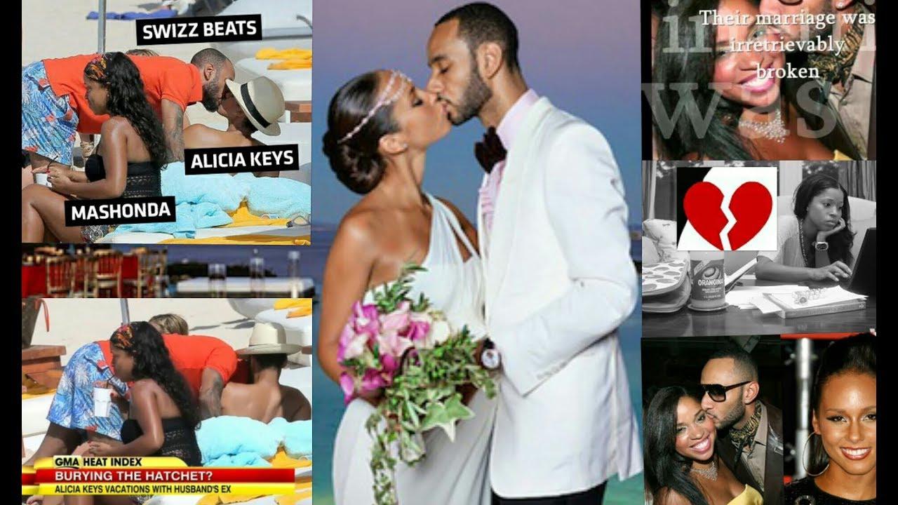 Still A Homewrecker Alicia Keys And Swizz Beatz Celebrates 7 Years Of Marriage