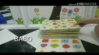 [CHỌN MẪU] Đồ Chơi Gỗ  Cho Bé - Xếp Ghép Hình Bảng GỖ Núm Nhựa Loại 22,5x30cm Nhiều Chủ Đề cho bé