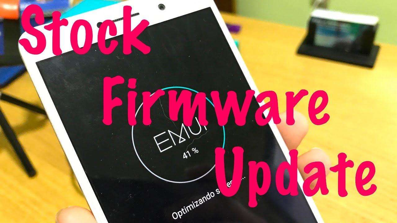 Huawei Honor 6x Firmware Videos - Waoweo