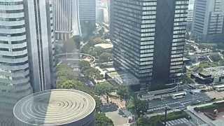 Hilton Tokyo: Executive Suite