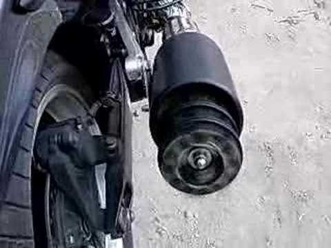 how to make tailgunner exhaust