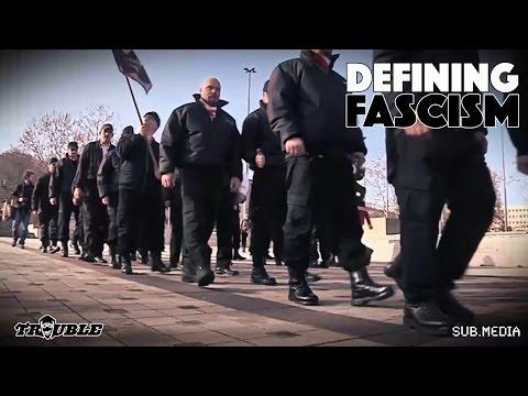 Defining Fascism