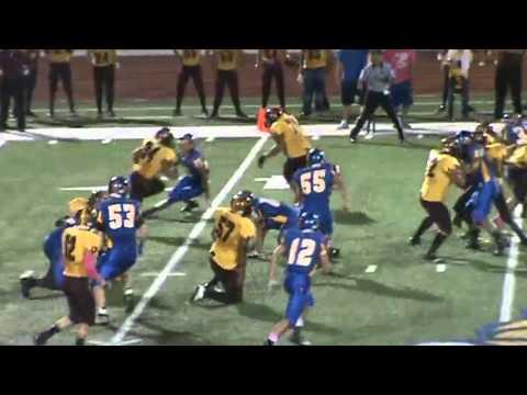 #33 Eric Gonzalez All-State DL Bruni High School Recruiting Video