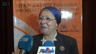 مصر العربية | عميدة فنون جميلة: نحارب الإرهاب بالفن