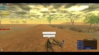 Wild Savanna (W.I.P) How to do a speedy glitch ROBLOX 2018