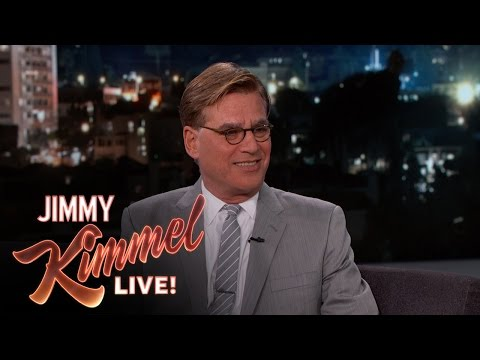 "Aaron Sorkin on Writing ""Steve Jobs"""