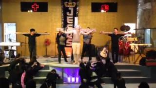 Jesus Crucifixion - JTG Singles & YC Dept.