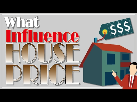 "3 Factors You Didn't Know That Truly Influence ""House Prices"" 