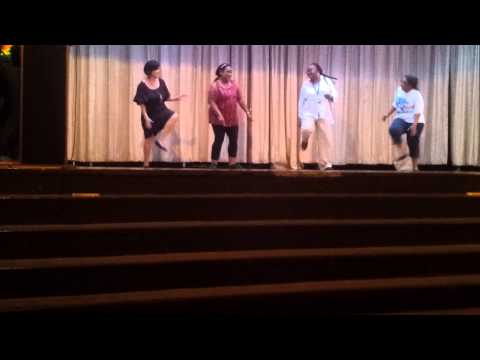 Joseph leidy talent show teachers dance
