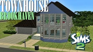Sims 2 | House Build - BrookHaven Townhouse(Hey Sims Lovers =) New videos every Monday, Wednesday, Friday & Sunday !! Like & Comment....Its Free and it helps a lot !! Subscribe For More: ..., 2014-05-18T17:00:03.000Z)