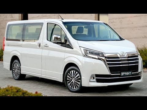 2020 Toyota Granvia Luxury MPV Experience