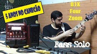 Baixar Solo De Baixo 5 Anos No Canecão (Bass Solo Júlio Cezar)...