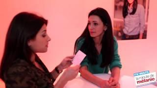 ADELINE BLONDIEAU - Interview Minute