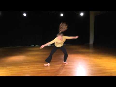 Erin Lyons Dance Reel