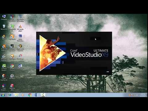 corel videostudio pro x9 serial number free