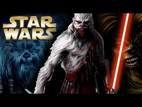 Every Wookiee Jedi and Sith from Star Wars - Star Wars Revealed | Star Wars HQ