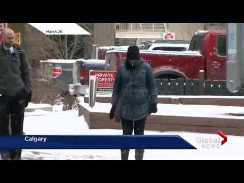 Coldest winter in Winnipeg since 1898