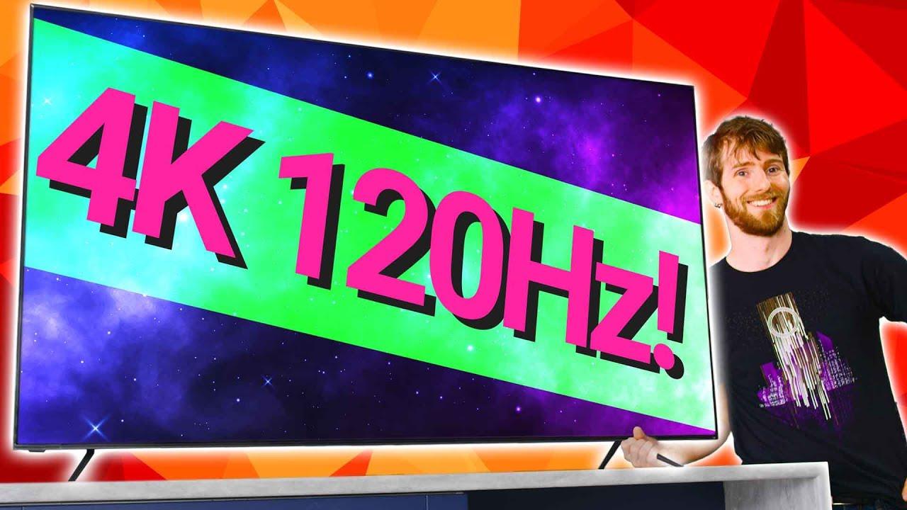Get this BEFORE your PS5 - Vizio P-series Quantum X 2021