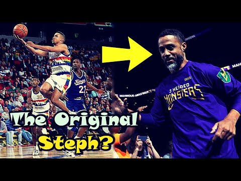 He Was The ORIGINAL Steph Curry...What Happened?