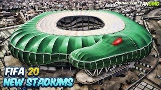 fifa 20 new confirmed stadiums wishlist