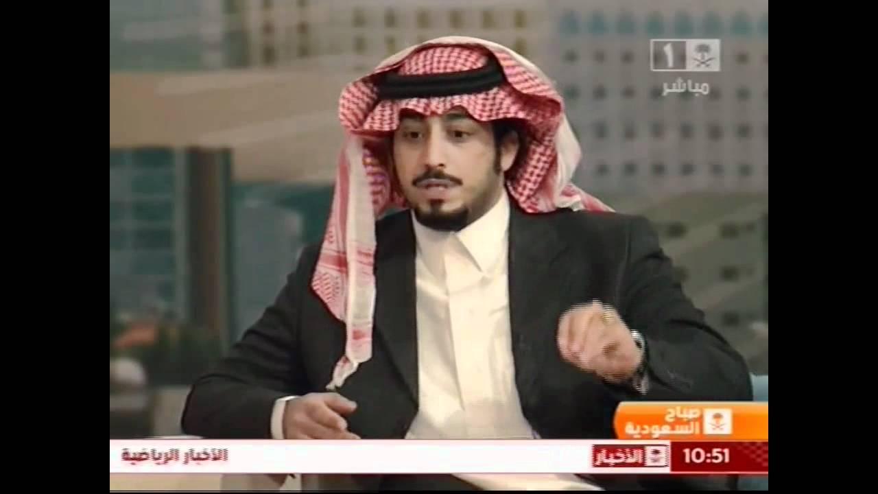 لقاء مع الشاعر سعيد بن مانع القحطاني Youtube