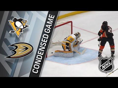 01/17/18 Condensed Game: Penguins @ Ducks