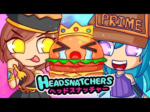GET SMACKED IN HEADSNATCHERS! (Funny Moments)
