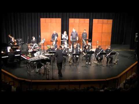 CCM Jazz Lab Band Toshiko Akiyoshi and Maria Schneider Concert November 1 2015