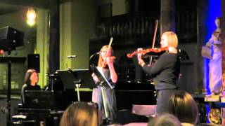 C  Sinding   Serenade for two violins and piano