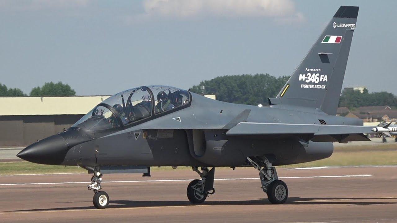 Resultado de imagen para M-346 FA