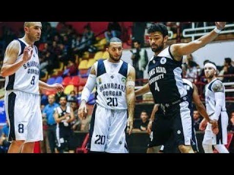 Naheer Mirza 2016 Iranian Basketball League Highlights