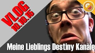 Die besten Destiny YouTube Kanäle: Mr Fruit | Ms 5ooo Watts | Gothalion | Datto | ZiroTV | COOP