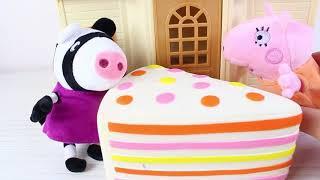 Pepa Pig Ailesi Saklambaç Oynuyor Eğlenceli Videolar