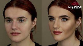 Урок.  Вечерний макияж