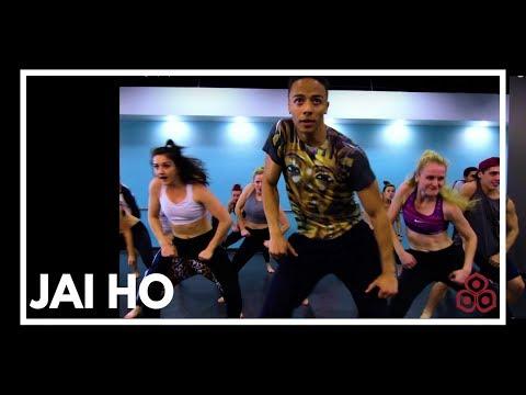 Jai Ho Remix  Karmagraphy Dance   Kavita Rao