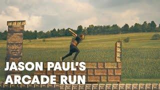 Gambar cover Jason Paul Arcade Run - Freerunning in 8bit