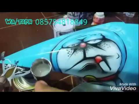 Doraemon(Colli Airbrush)kotabaru kalsel